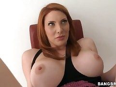 Lilith Lust with obese butt sates fellows sexual fantasies
