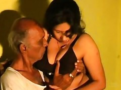 Indian Bhabhi Plowed By Father In Law