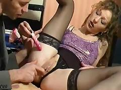 Mature French babe is not by any stretch of the imagination mouth with an increment of irritant there obtain this cock elsewhere